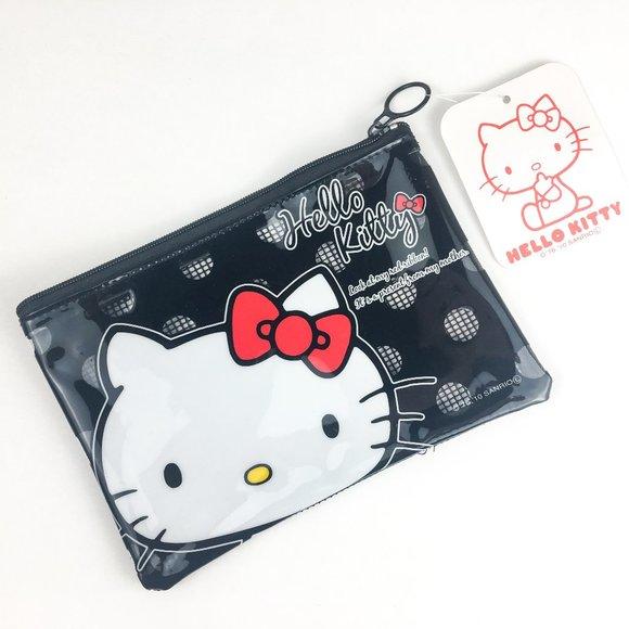 Hello Kitty Handbags - Unique! Hello Kitty Pouch!